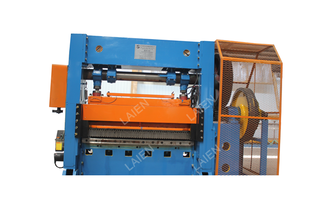 JQ25-40 expanded metal mesh machine