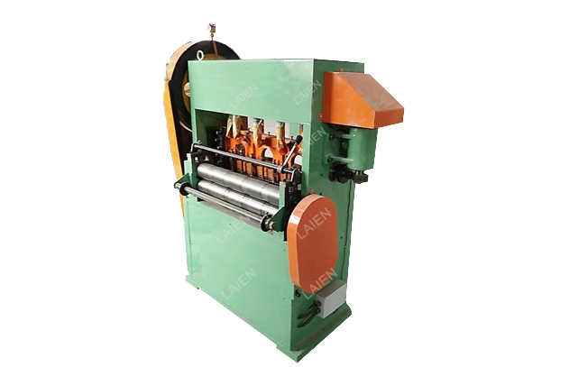 JQ25-6.3 High speed expanded metal machine