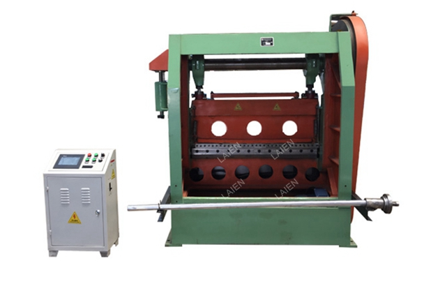 JQ25-25 High speed expanded metal machine