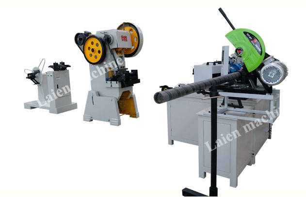 spiral tube welding machine for filter