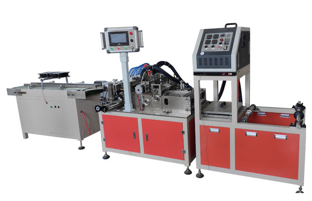 high speed pleating machine for panel filter