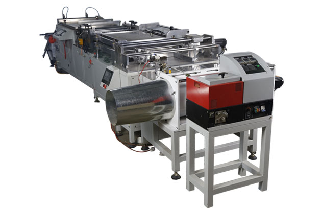 automatic paper rotary pleating machine for truck air filter
